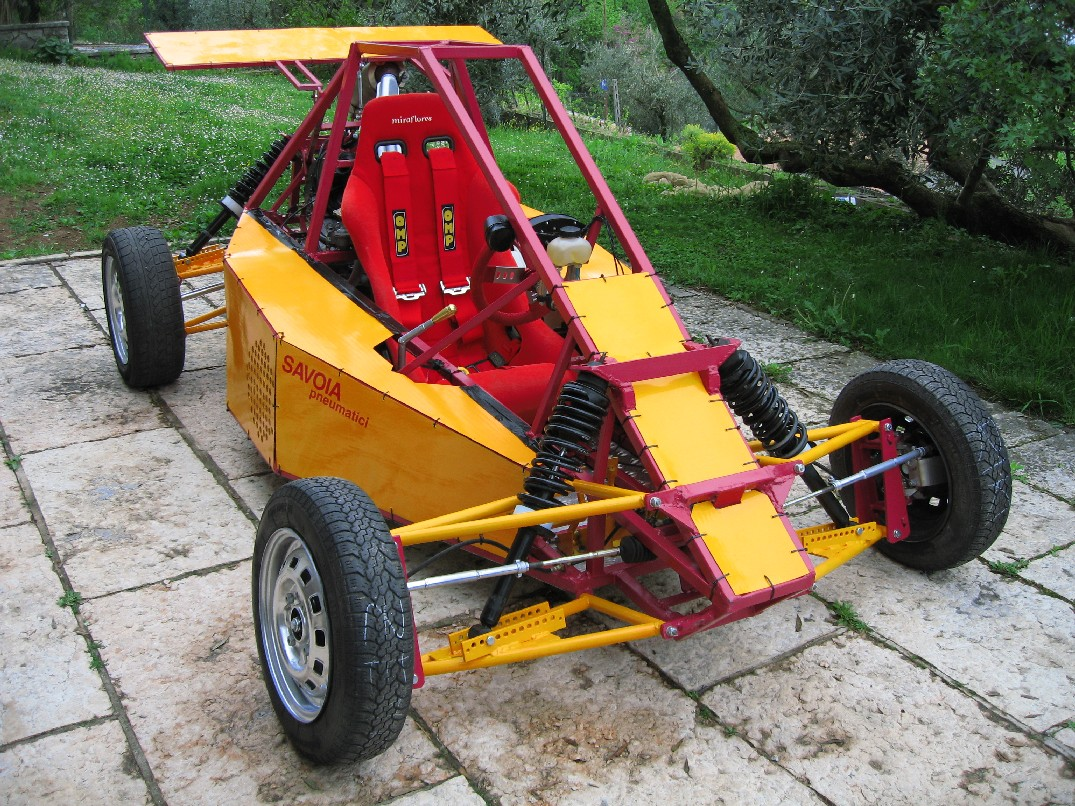 Free plans for a single seater buggy
